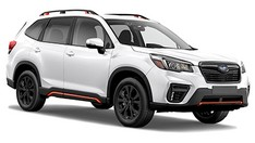 hire subaru forester sydney airport